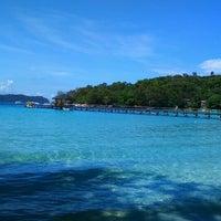 Photo taken at Padang Point by Juewairiah S. on 5/20/2016