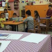 Photo taken at Vali Recai Güreli İlköğretim Okulu by Sinem D. on 5/2/2016