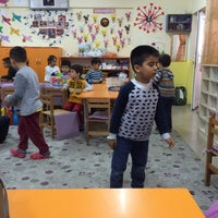 Photo taken at Vali Recai Güreli İlköğretim Okulu by Sinem D. on 1/12/2016