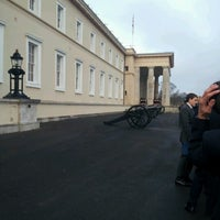 Photo taken at Royal Military Academy Sandhurst by Laura T. on 1/6/2013
