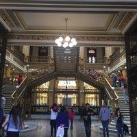 Foto tomada en Palacio de Correo por Mario O. el 2/18/2017