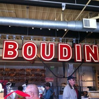 Photo taken at Boudin Bakery Café Baker's Hall by Katria M. on 10/10/2012