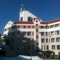 Снимок сделан в Академический университет РАН пользователем Misha D 3/29/2013