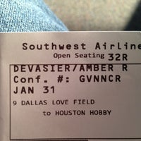 Photo taken at Gate 8 by Amber D. on 1/31/2013