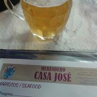 Photo taken at Merendero Casa José by Ricardo R. on 6/11/2013