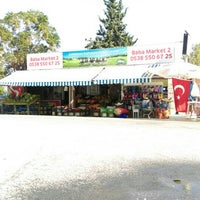 Photo taken at Baba Market by Gökhan D. on 8/30/2016