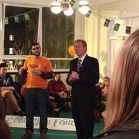 Photo taken at Seomra na Gaeilge by Peadar d. on 1/28/2013