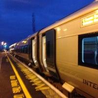 Photo taken at Platform 1 by Peadar d. on 10/12/2013