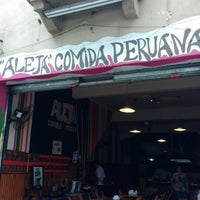 Photo taken at Aleja Restaurante Peruano by Pedro J. on 12/26/2015