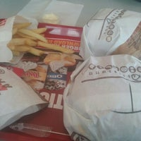 Photo taken at Burger King by Gints F. on 1/15/2017