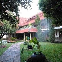Photo taken at Baan kaew guesthouse by Lefeuvre P. on 2/15/2013