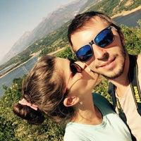 Photo taken at Debarsko Ezero by Darko J. on 8/30/2015