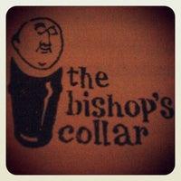 Photo taken at The Bishop's Collar by KA on 10/26/2012