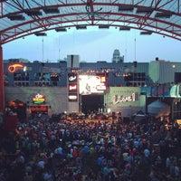 Photo taken at Kansas City Live! by DJ Soap on 5/19/2013