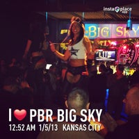Photo taken at PBR Big Sky by DJ Soap on 1/5/2013