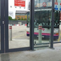 Photo taken at Hamilton Central Bus Station by Gilbert F. on 6/3/2013