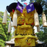 Photo taken at 厳島神社 by こうちゃん on 10/22/2015