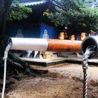 Photo taken at 厳島神社 by こうちゃん on 10/23/2013