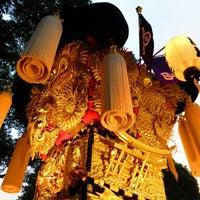 Photo taken at 厳島神社 by こうちゃん on 10/21/2014
