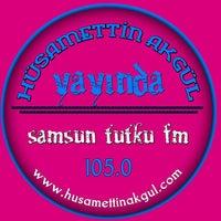 Photo taken at Tutku Fm 105.0 by Hüsamettin A. on 11/12/2015
