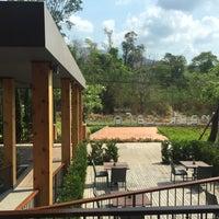 Photo taken at Krisdadoi Resort Chiang Mai by Thoranin T. on 3/27/2017