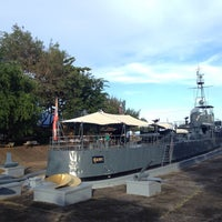 Photo taken at Royal Chumphon Ship by Thoranin T. on 10/27/2014