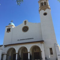 Photo taken at Saint Joseph Cathedral by Thoranin T. on 10/7/2017