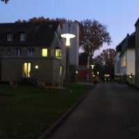 Photo taken at Kirchliche Hochschule by Andrea B. on 11/3/2016