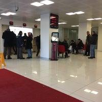 Photo taken at T.C. Ziraat Bankası Hürriyet Caddesi Şubesi by Sevgi S. on 12/29/2016