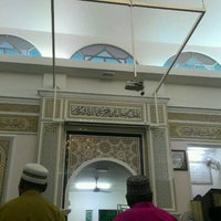 Photo taken at Masjid Kariah Kg Sega by Norsyakirin N. on 9/12/2016