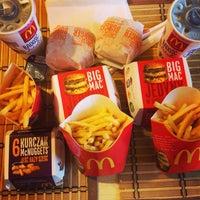 Снимок сделан в McDonald's пользователем RaDushka 9/1/2014