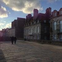 Photo taken at Intra-Muros – Centre de Saint-Malo by Timo K. on 10/5/2012