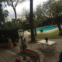 Photo taken at Villa Paradiso dell'Etna by Сергей Р. on 3/24/2016