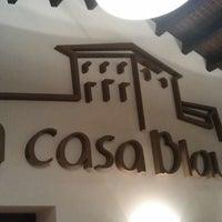 Photo taken at Hotel Restaurante Casa Blava by Sergio R. on 3/24/2013