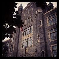 Photo taken at Central Technical School by Luke W. on 10/4/2012