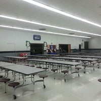 Photo taken at East Central Junior High by Maureen K. on 4/1/2013
