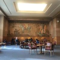Photo prise au Salon des délégués par Baltazar S. le3/12/2018
