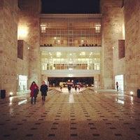 Photo taken at Cultural Centre of Belém by Daniel A. on 3/15/2013