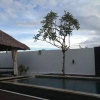 Photo taken at Villa Orchidee Paradis by Dasha T. on 1/4/2013