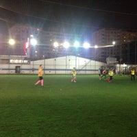Photo taken at Adana Demirspor Muharrem Gülergin Tesisleri by Ural on 11/24/2017
