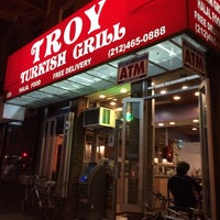 Photo taken at Troy Turkish Grill by Ali A. on 6/21/2014