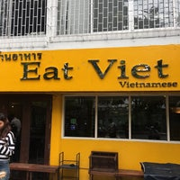 Photo taken at Eat Viet by Mamaew E. on 6/11/2017