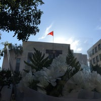Photo taken at Consulate General of the People's Republic of China by Slow Z. on 7/14/2017