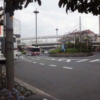Photo taken at 京阪守口市駅 バスターミナル by Rn_sp on 11/20/2012