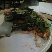 Photo taken at Milano Pizzeria by Xysmara on 1/17/2013