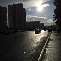 Photo taken at Улица Софьи Перовской by Danil Z. on 8/5/2015