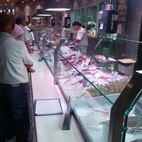 Photo taken at FISH MARKET by Aser M. on 8/23/2013