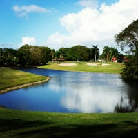Photo taken at Boca Greens Country Club by Patrick Y. on 12/22/2013