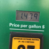 Photo taken at Mobil by Kelly W. on 1/22/2016