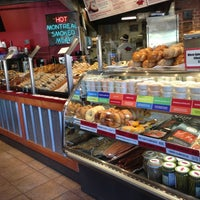 Photo taken at Siegel's Bagels by Coree on 7/13/2013